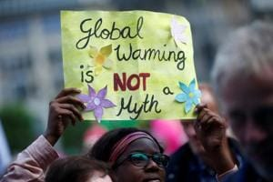 A UN report last year said the world is likely to breach 1.5C sometime between 2030 and 2052 on current trends.