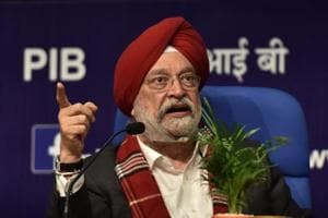 Union housing and urban affairs minister Hardeep Singh Puri on Tuesday accused the Aam Aadmi Party government in Delhi of delaying in regularisation process of unauthorised colonies.