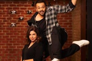 Rohit Shetty and Farah Khan will work together.