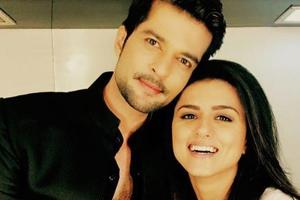 Actors Ridhi Dogra and Raqesh Bapat have decided to separate.