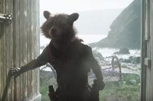The location of Rocket Raccoon in Avengers: Endgame trailer has finally been revealed.