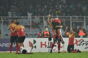 File photo of East Bengal.