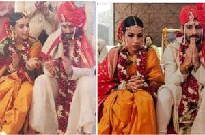Prateik Babbar on married life with Sanya Sagar: So far so good, everybody is alive