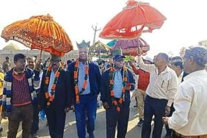 The Nigerian team members said that they had approached the Government of India for a comprehensive study of ODF campaign under Swachh Bharat Mission