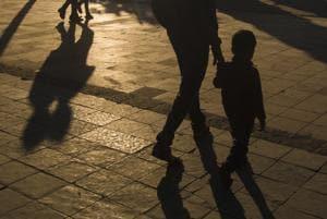 Men sharing childcare make society more equal