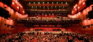 Major Berlinale venues include the Theater am Potsdamer Platz (above) and the Friedrichstadt Palast. Shah Rukh Khan's films were among the first Indian ones to open at Friedrichstadt, which seats nearly 1,900. This year, Gully Boy had its world premiere at the venue.