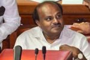 BJP warns of releasing video of Karnataka CM Kumaraswamy's 'corruption'.