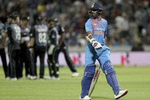 India vs New Zealand: Rohit Sharma - Co miss out on world record after T20 series loss
