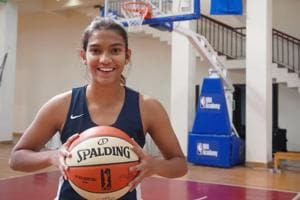 I hope to join Indian team in the next two years, says NBA camp MVP Grishma Niranjan