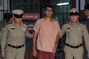 Jailed Bahraini footballer Hakeem Al Araibi leaves Thailand