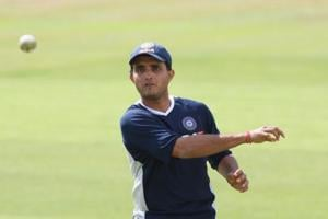 File picture of Sourav Ganguly