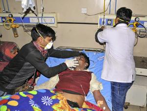 More than 100 people died in Uttar Pradesh and Uttarakhand after drinking spurious alcohol last week,
