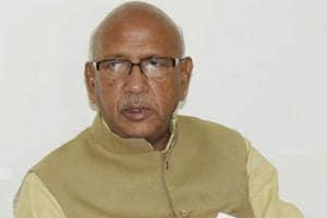 File photo of Jharkhand's food and civil supplies minister Saryu Rai.