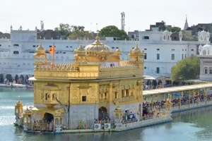 Pilgrims robbed outside Golden Temple, two held