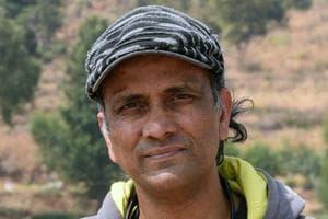 Raghav Sundar, president, Paragliding Association of India.