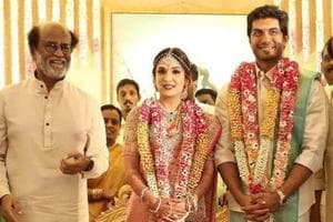 After daughter Soundarya's wedding, Rajinikanth thanks guests in an emotional note