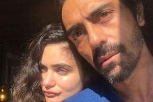 Rumours of Arjun Rampal and Gabriella Demetriades being together started in the second half of 2018.