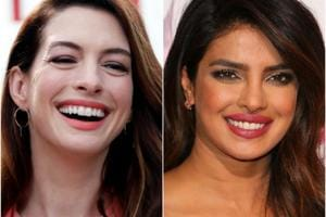 Both Anne Hathaway and Priyanka Chopra are 36 years old.