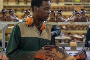 Photos | By the bootstraps: Handmade Zimbabwe shoes an unlikely global hit