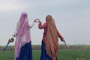Taapsee Pannu and Bhumi Pednekar play lead roles in Sand Ki Aankh.