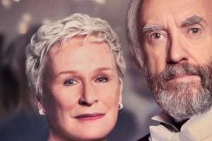 The Wife movie review: Glenn Close cements her position as the front-runner to win the Oscar.