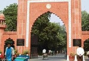 """The Aligarh Muslim University Teachers' Association (AMUTA) condemned the """"severe charges like sedition"""" against the students and wrote to President Ram Nath Kovind over it."""