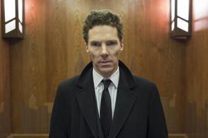 Benedict Cumberbatch in a scene from the series Patrick Melrose. He will also play Satan in Amazon Prime's upcoming show, Good Omens.