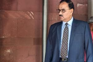 "Former Central Bureau of Investigation Chief Alok Verma was invited for an event at Delhi University's SRCC on Feb 14, 2019,  but he did not ""officially"" respond to the invitation."