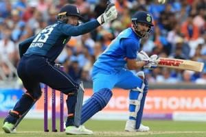 File image of India captain Virat Kohli and England wicket-keeper Jos Buttler.