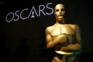 An Oscar statue appears at the 91st Academy Awards Nominees Luncheon in Beverly Hills.