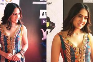 Sara Ali Khan attends CINTAA's ActFest as Guest of Honour