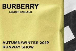 Italian designer Riccardo Tisci, formerly of Givenchy, will be showing off his second Burberry collection.