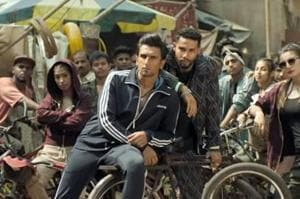 Gully Boy box office collection on Valentine's Day is a solid Rs 18.5 crore.