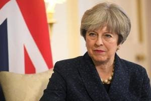British Prime Minister Theresa May suffered an embarrassing defeat by lawmakers Thursday in a vote that left her bid to secure a European Union divorce deal stuck between an intransigent EU and a resistant U.K. Parliament — with Brexit just six weeks away.