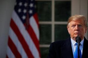 President Donald Trump said Friday he'll declare a national emergency on the U.S. southern border in a bid to unlock money to build his proposed wall.