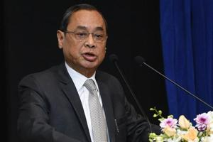 CJI Ranjan Gogoi asked the registrar, responsible for listing cases for hearing, about the status of the application seeking a modification of the ruling.