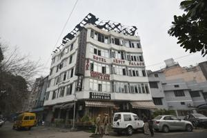 30 Karol Bagh hotels to be shut over fire safety