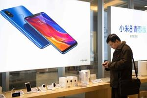 Xiaomi came fifth in the list of top smartphone players in China.