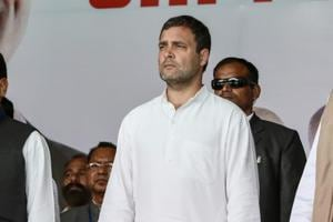 Congress president Rahul Gandhi assured that if Congress is voted to power after the 2019 Lok Sabha polls, a minimum income guarantee would be given to the poor.