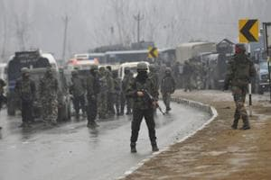 On Thursday, 40 CRPF jawans, including five from Rajasthan, were killed when a Jaish-e-Mohammad (JeM) suicide bomber rammed a car laden with an estimated 100 kg explosives in a CRPF bus in Awantipora of Jammu and Kashmir's Pulwama district.