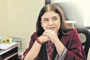Maneka Sanjay Gandhi in a tête-à-tête about her latest book, There's a Monster Under My Bed!, and her fears and strengths.