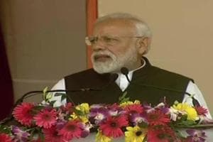 LIVE 'I feel the same fire that's burning inside you': PM on Pulwama attack