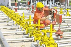 A group of ministers (GoM) is scheduled to meet on Monday to consider privatisation of 97 oil and gas exploration blocks currently held by state-run Oil and Natural gas Corporation (ONGC) and Oil India Ltd.