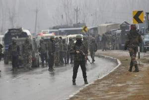 """Four female paramedical students of Kashmiri-origin were suspended from a private institute in Jaipur and later booked for allegedly celebrating the Pulwama attack by posting """"anti-national"""" messages on WhatsApp, officials said on Sunday."""