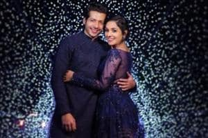 Neeti Mohan, Nihar Pandya wedding reception postponed, bride's father admitted to hospital