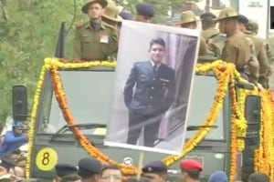 Army major killed near LoC aspired for Shaurya Chakra; funeral today
