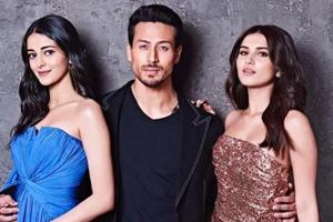Tiger Shroff, Ananya Panday and Tara Sutaria will feature in Karan Johar's Student of the Year 2.