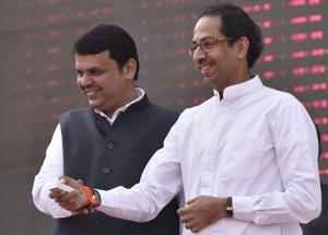 After criticising the Bharatiya Janata Party (BJP) for nearly five years over a range of issues, the Shiv Sena will now go out to seek re-election for Prime Minister Narendra Modi