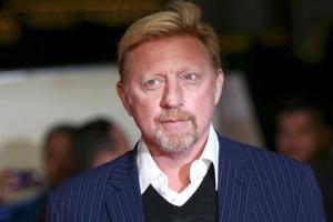 File picture of Boris Becker
