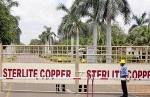 There were violent protests in May last year against the closure of the Sterlite unit.
